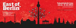 """East of Berlin"" Theatermenschen Design: Max Werschitz"